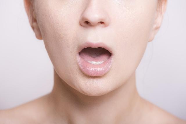 口呼吸の改善(口呼吸外来)